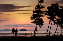 연인의 Sunset