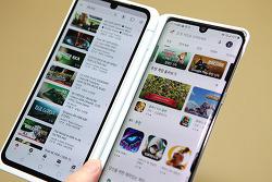 LG 벨벳 듀얼스크린 게임성능 고화질 영상감상 및 음질 평가