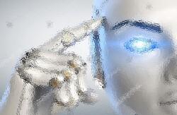"""오케이 구글 """"총기 발사 영상 논란"""" AI 살인기계 광고"""
