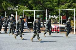 신병 1256기 5교육대 2주차 - 전투체력
