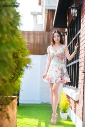 Model 연애가중계 리포터 김지원