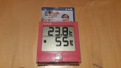 [육아준비] 카스(CAS) 디지털 온습도계 TE-301 구매