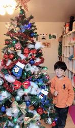 2018 크리스마스 트리 만들기