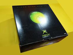 [XBOX] 오리지널 엑스박스 - 구엑스박스 ( XBOX )
