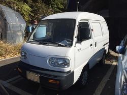 대전 다마스 2밴 12,000km 판매해요~세탁소 차량으로 제격 [판매완료]