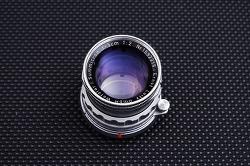 [Lens Repair & CLA] Leica 50mm summicron 5cm f2 rigid early(라이카 즈미크론 50mm f2 리지드 초기형의 올드렌즈 곰팡이 제거, 클리닝 분해)