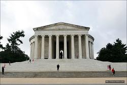 <워싱턴>(1) 토머스 제퍼슨 기념관Tomas Jefferson Memorial