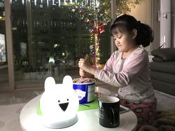 아듀 2018 시은이와 함께 송년회