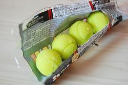 스페인 과자 - 상큼한 테니스 공 껌