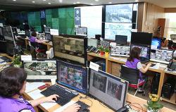 [20200811]안양시 스마트도시통합센터 CCTV로 성추행범 잡았다