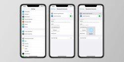 iOS 14의 1Password와 유사한 새로운 키체인 패스워드 관리도구