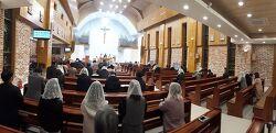 3/12 세종 성프란치스코 성당에서 정세미 개최