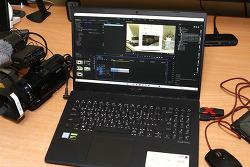 ASUS X571GT-BN241T 크리에이터를 위한 가성비 노트북 영상편집용