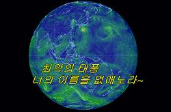 태풍 노루 이름 특이하네 이유는?