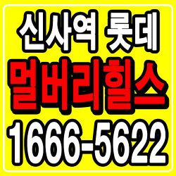 [신사역 롯데멀버리힐스] 신사역상가분양 최신정보!!