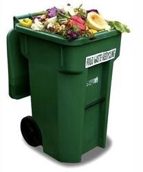 음식물쓰레기도 처리 못하는 익산시 청소행정의 무능을 규탄한다.