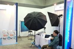 [16.11] 우수 R&D 기업 채용박람회 - 이력서 사진 촬영 부스 참가