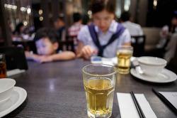 [홍콩] 하버시티에 있는 중국식 프렌차이즈식당 '크리스탈제이드(Crystal Jade)'