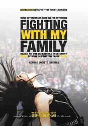 영화 파이팅 위드 마이 패밀리 2019 Fighting with My Family