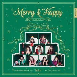 Heart Shaker - TWICE (Merry & Happy, 2017)