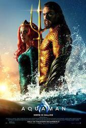 Aquaman [아쿠아맨] - I'm the protector of the deep