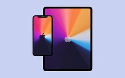애플 11월 이벤트 월페이퍼