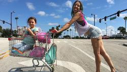 영화리뷰 플로리다 프로젝트 '귀여운 슬프고 사실적인 이야기'
