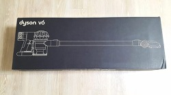 다이슨(Dyson) 무선청소기 V6 헤파(HEPA) 구매