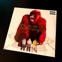 엔이알디 (N.E.R.D) - SEEING SOUNDS (2008)
