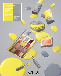 LG생활건강, 2021 올해의 컬러 담은 메이크업 컬렉션 출시