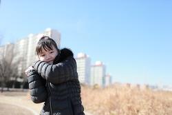 [시은공주] 강변산책중