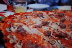 로마여행 _ Pizzeria Da Baffetto 바베토 피자 로마 맛집 / 천사의 성 / 로마야경