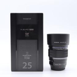 중고렌즈]올림푸스 25mm F1.2 PRO/ 마이크로포서드용
