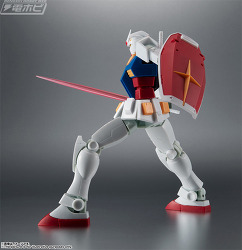 ROBOT혼 <SIDE MS> RX-78-2 건담 ver. A.N.I.M.E. [BEST SELECTION]