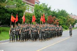 신병 1248기 3,5교육대 1주차 - 훈련모음