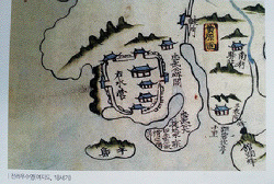 전라우수영지도 (18세기)