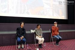 [인디즈] 영화가 끝이 나고서 비로소 진짜 이야기가 시작되는 영화 〈메기〉 인디토크 기록