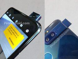 모토로라 - 팝업식 셀피카메라를 탑재한 '원 하이퍼(Moto One Hyper)' 유출