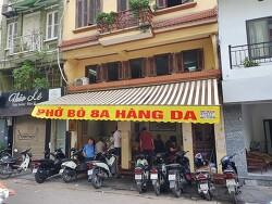 깔끔한  국물맛으로  인기  있는  포 보 8A 항다 Pho Bo 8A Hang Da(하노이  쌀국수  추천  맛집)
