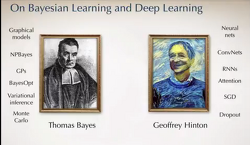 On Bayesian Deep Learning and Deep Bayesian Learning