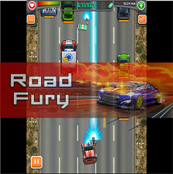 로드퓨리(ROAD FURY) 게임