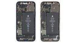 아이폰 12 iFixit의 새로운 엑스레이 내부 월페이퍼