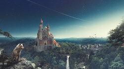 포토샵 풍경 합성 강좌  (Photoshop Manipulation Tutorial Landscape)