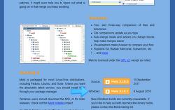 Meld - 파일 또는 폴더 비교 프로그램