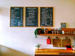 LA 커피 맛집, 라치몬트(Larchmont) 커피 맛집 'Go Get Em Tiger'