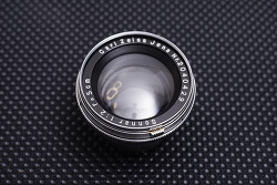 [Lens Repair & CLA]Carl Zeiss Jena Sonnar 5cm F2 Disassembly (칼 짜이스 조나 50mm F2의 헤이즈 클리닝)