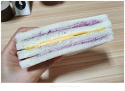 호기심에 먹어본 대만 샌드위치 호미젠 시식후기