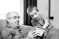 노년기의 독서