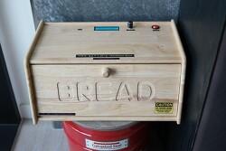 [DIY] 원목 브레드박스로 자외선(UV-C) 살균기 업그레이드 - 아두이노 타이머 적용!!