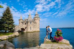 캐나다 동부 렌트카 여행, 캐나다 천섬 크루즈(Thousand island cruise) 를 타고 가는 볼트성(boldt castle) & 천섬 숙소 가나노크
